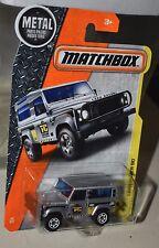 MATCHBOX Land Rover 90 METAL SERIES # 48/125 NEW