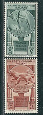 Itallian Colonies  Stamps 23-31 Sas 23-31 MH F/VF 1933 SCV $181.00