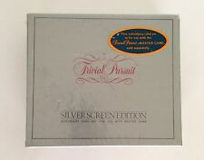 Trivial Pursuit Silver Screen Edition Subsidiary Card Game Set 1981 NEW Sealed
