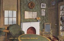 Postcard Library General  US Grant's Home Galena IL