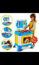 Fisher Price 3 In 1 Kitchen BNIB Includes Play Pieces Pretend Play toy