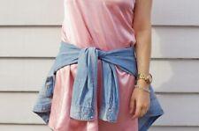 H&M - Slip-style Dress - Pink - Women