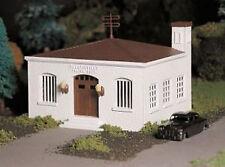 BACHMANN PLASTICVILLE O GAUGE POLICE STATION KIT train building structure 45609
