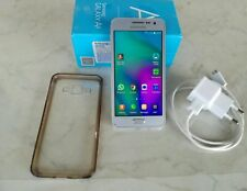 SAMSUNG GALAXY A3 Silver Smartphone No Brend