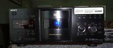Sony DVP-CX995V 400 DISC Explorer DVD CD SACD Jukebox Player HDMI Changer
