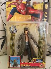 NEW SEALED MARVEL SPIDERMAN 2 MOVIE DOC OCK 30 POINTS TOY BIZ ACTION FIGURE