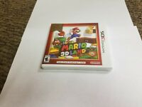 Super Mario 3D Land Nintendo Selects (Nintendo 3DS, 2018) new