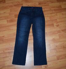 NYDJ Lift Tuck Straight Fit Women's Sz 2P Jeans  EUC