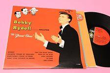 BOBBY RYDELL LP SALUTES ORIG USA MONO NM !!!!!!!!!!!!!!!!!!