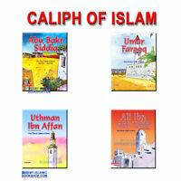 CALIPH OF ISLAM GOODWORD 4 KHALIFAHS BOOKS MUSLIM CHILDREN BOOK BEST GIFT IDEAS
