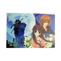 Renten Rose Plastic Clear Poster Anime MINT