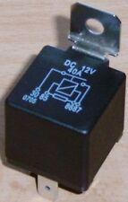 Fahrzeugelektrik: Fahrzeugrelais, 12 Volt 40 Ampere Relais mit Widerstand