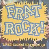 Frat Rock: Best of By Various Artist  (CD) W or W/O CASE EXPEDITED WITH CASE
