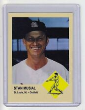 Stan Musial '63 St Louis Cardinals Vintage Litho #67 HOFer limited edition