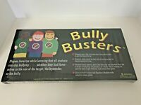 Franklin Learning Systems BULLY BUSTERS BOARD GAME Educational 2001 Sealed