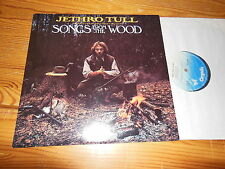 JETHRO TULL - SONGS FROM THE WOOD (PV-41132) / US-LP 1977 MINT-