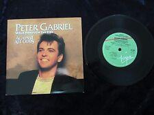 Peter Gabriel - Walk Through The Fire - Original UK 45 Vinyl Record (1984)