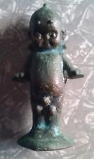 kewpie doll 14cms tall lead?