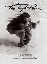 Images of Hawaii's Ancient Hula: Hula Kahiko--Fine Art Photography, , Good Book