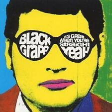 Black Grape : It's Great When You're Straight... Yeah CD (1995)
