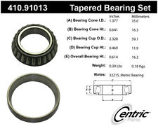 Wheel Bearing and Race Set-RWD Centric 410.91013