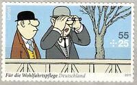 2843 postfrisch BRD Bund Deutschland Briefmarke Jahrgang 2011
