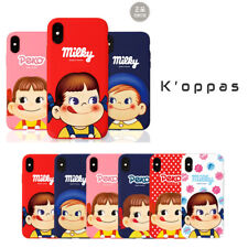 Official Japan Peko Milky Candy Phone Case For iPhone Samsung Galaxy Authentic