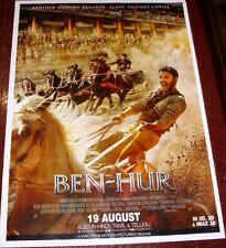 Ben-Hur (2016) Jack Hustan Morgan Freeman 27 X 37 Poster