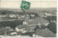 CPA 89 - SENS - L'Ecole Communale vue des tours de la Cathedrale