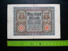 ▄▀▄ Reichsbanknote Hundert Mark 1.11.1920 - Banknote 100 Mark - Deutschland ▄▀▄