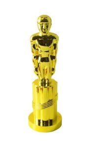 Immitation Oscar Gold TV & Film Statue Award Statue Accessory
