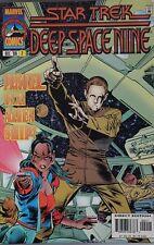 Marvel Comics STAR TREK: DEEP SPACE NINE  # 2 Prisoner on an Alien Ship Dec 1996