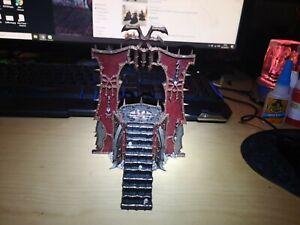 40k Chaos Blades of Khorne, Skull Altar