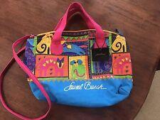 Laurel Burch - Colorful Medium Crossbody  - NWT