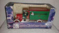 ERTL 1925 KENWORTH TRUCK CLASSIC CHRISTMAS DIECAST BANK in BOX  New 1994