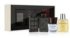 BURBERRY Mens 4pc Miniature Aftershave Sets  GIFT SET (0,17oz x 4)