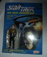 STAR TREK THE NEXT GENERATION LIEUTENANT COMMANDER DATA ACTION FIGURE