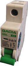 Leitungsschutzschalter GACIA SB6L 1P C2, Sicherungsautomat MCB
