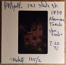 Vtg 35MM Slide 121 State St Brooklyn Heights NYC NY Brick Front Brownstone 1971