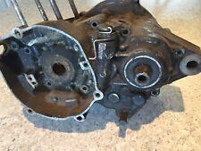 1985  85 Yamaha YZ80 crank case engine clutch assembly 39K-15111-00-00 4V1-16150