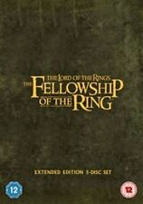 The Lord Of The Rings Fellowship Of The Ring Extended Cut DVD NEW UK RELEASE R2