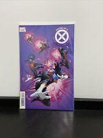 Marvel Comics HOUSE OF X #6 first printing Nightcrawler variant