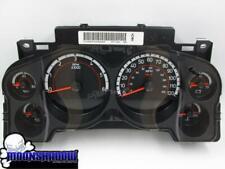 08 2008 GM HUMMER H2 SUV SUT OEM FACTORY DASH INSTRUMENT GAUGE CLUSTER 6.2L V8