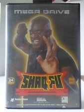 Mega Drive-shaq Fu (PAL) (con embalaje original/sin instrucciones) 10821329
