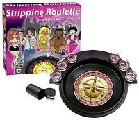 Stripping Roulette - Erotische Spiele
