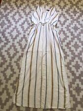 Sheike Size 8 Dress White