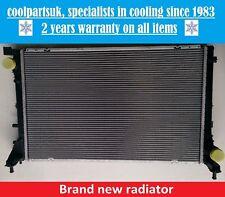 BRAND NEW RADIATOR FIAT 500 ABARTH 312 2008 ONWARDS 1.4 T-JET RADIATOR