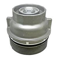 New Oil Filter Housing Cap Holder For 15620-31060 Toyota/Lexus RAV4 CAMRY Chrome