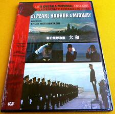 DE PEARL HARBOR A MIDWAY - Caja Fina/Slim - DVD R2 Precintada