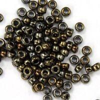 #JFJ011 11//0 Metallic Cerise Iris Japanese Seed Bead 20 gm